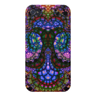 Emergent Mosaic Anchor V 5  Savvy iPhone 4 Case