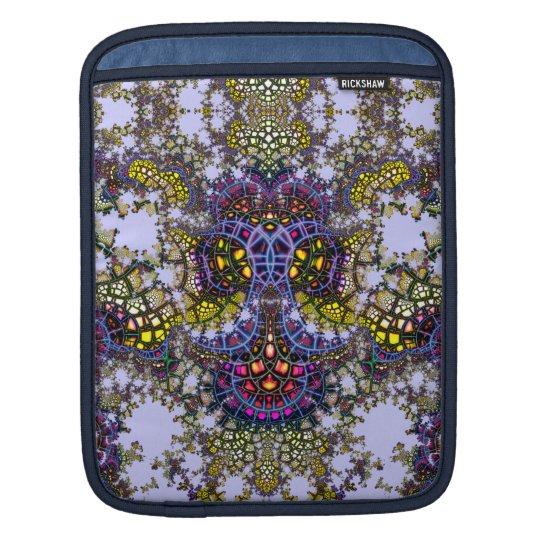 Emergent Mosaic Anchor V 7  iPad Sleeve