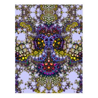 Emergent Mosaic Anchor V 7  Postcards