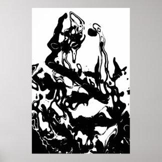 Emerging Dancer Poster