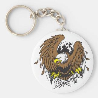 Emerging Eagle Key Chains