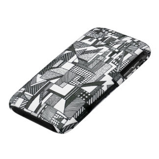 Emerging Geometry | iPhone 3 Case | Customizable |