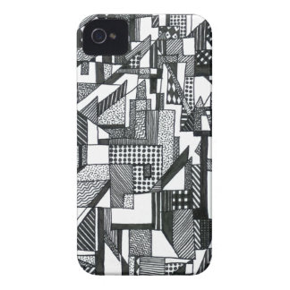 Emerging Geometry iPhone (4/4s) Case