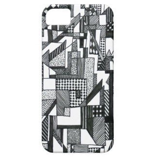 Emerging Geometry iPhone (4) Case
