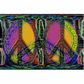 Emerging Peace Cutout