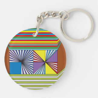 Emerging Perspectives Keychain