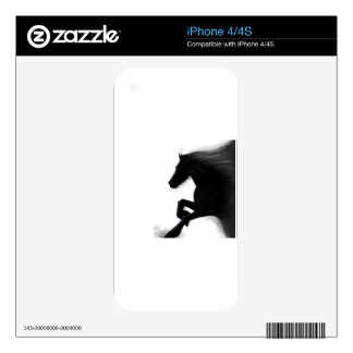 Emerging Stallion Skins For The iPhone 4S