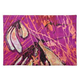 Emerging Wings I Designer Placemat