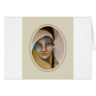 Emerging Woman 3 Card