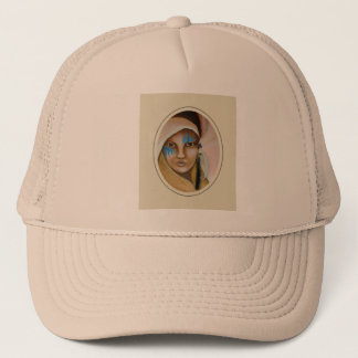 Emerging Woman 3 Trucker Hat