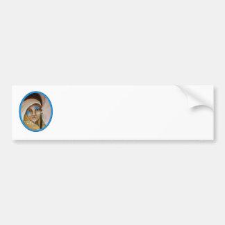 Emerging Woman Bumper Sticker