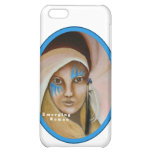 Emerging Woman Case For iPhone 5C