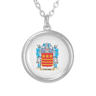 Emeric Coat of Arms - Family Crest Personalized Necklace