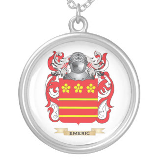 Emeric Coat of Arms Jewelry