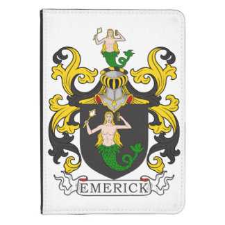 Emerick Family Crest (German) Kindle 4 Cover