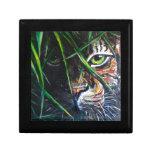 Emerja de la creación de Lovejoy del arte del tigr Caja De Joyas