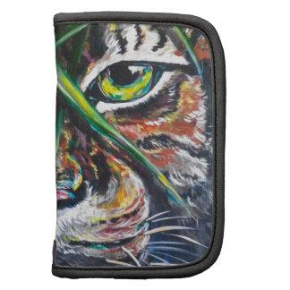 Emerja de la creación de Lovejoy del arte del tigr Organizadores