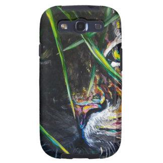 Emerja de la creación de Lovejoy del arte del tigr Galaxy S3 Carcasa