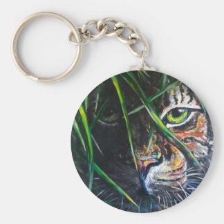 Emerja de la creación de Lovejoy del arte del tigr Llaveros