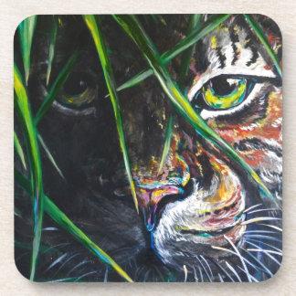 Emerja de la creación de Lovejoy del arte del tigr Posavasos