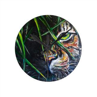 Emerja de la creación de Lovejoy del arte del tigr Reloj