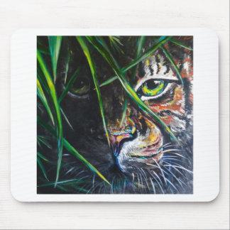 Emerja de la creación de Lovejoy del arte del tigr Tapete De Ratón