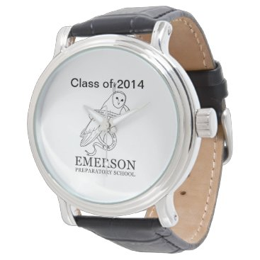 USA Themed Emerson 2014 Watch (Owl)