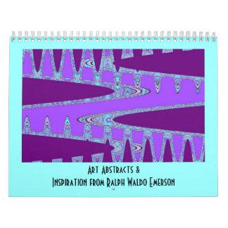 Emerson and Art Calendar