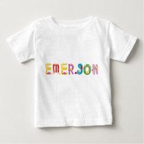 Emerson Baby T-Shirt
