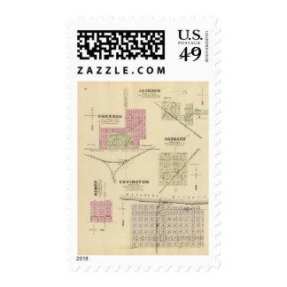 Emerson, Nebraska Stamps