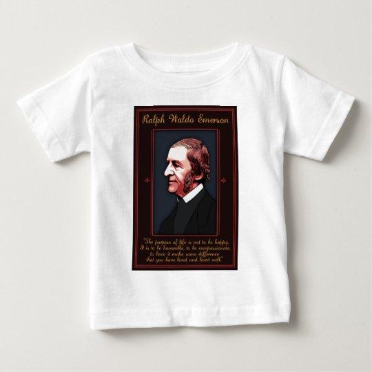 Emerson - Purpose of Life Baby T-Shirt