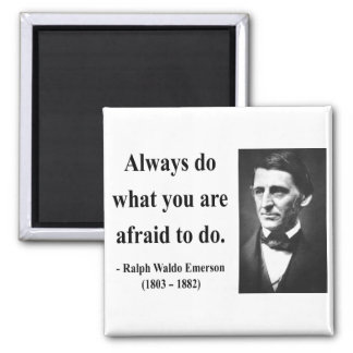 Emerson Quote 10b Refrigerator Magnet