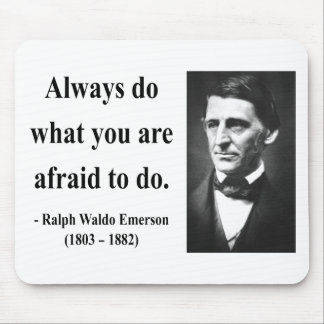 Emerson Quote 10b Mouse Pad