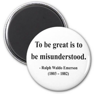 Emerson Quote 11a Magnet