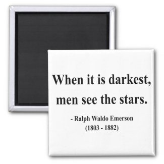 Emerson Quote 12a magnet