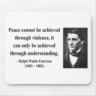 Emerson Quote 13b Mouse Pad