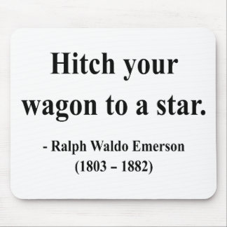 Emerson Quote 14a Mouse Pad