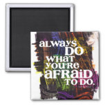 Emerson Quote 2 Inch Square Magnet