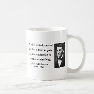 Emerson Quote 2b Coffee Mug