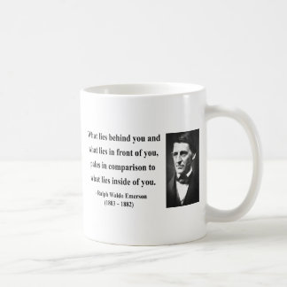 Emerson Quote 2b Coffee Mug