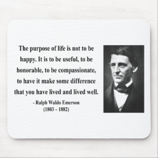 Emerson Quote 5b Mouse Pad