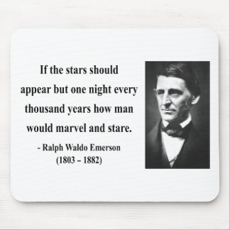 Emerson Quote 7b Mouse Pad