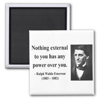 Emerson Quote 8b Refrigerator Magnets