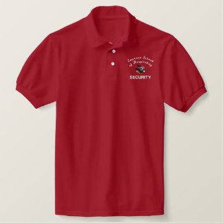 Emerson Security Embroidered Polo Shirt