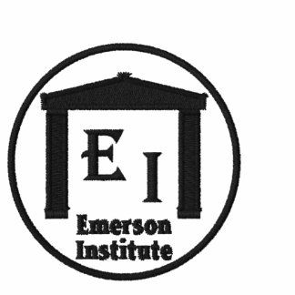Emerson Theological Institute, embroidered
