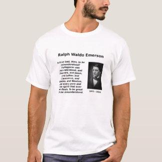 Emerson, To be Misunderstood T-Shirt
