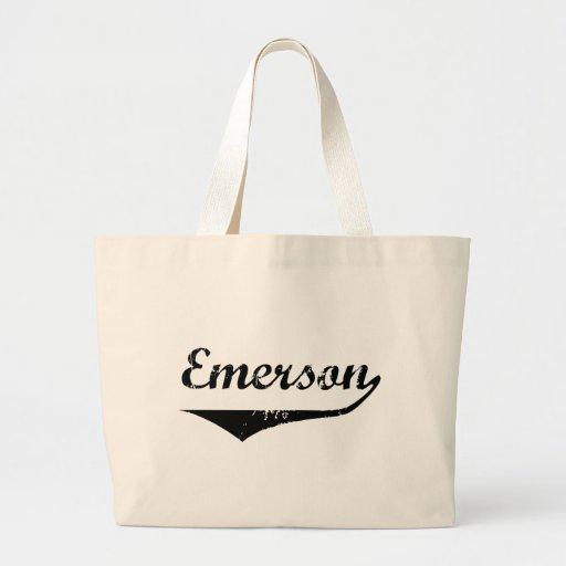 Emerson Tote Bags