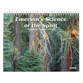 Emerson's Science of the Spriit Calendar