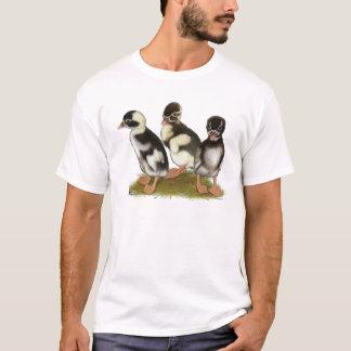 Emery Penciled Runner Ducklings T-Shirt
