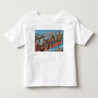 Emery, UtahLarge Letter ScenesEmery, UT Toddler T-shirt